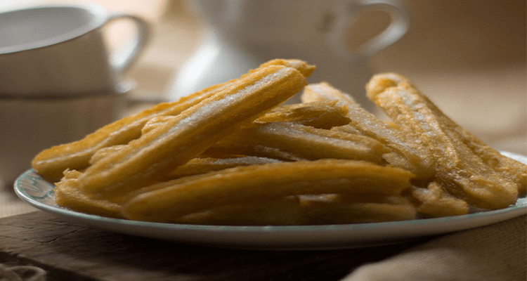 preparar churros en thermomix