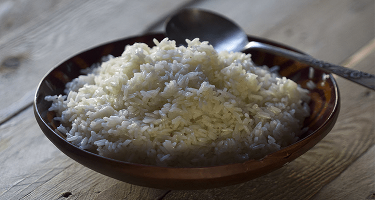 Receta de Arroz Blanco en Thermomix